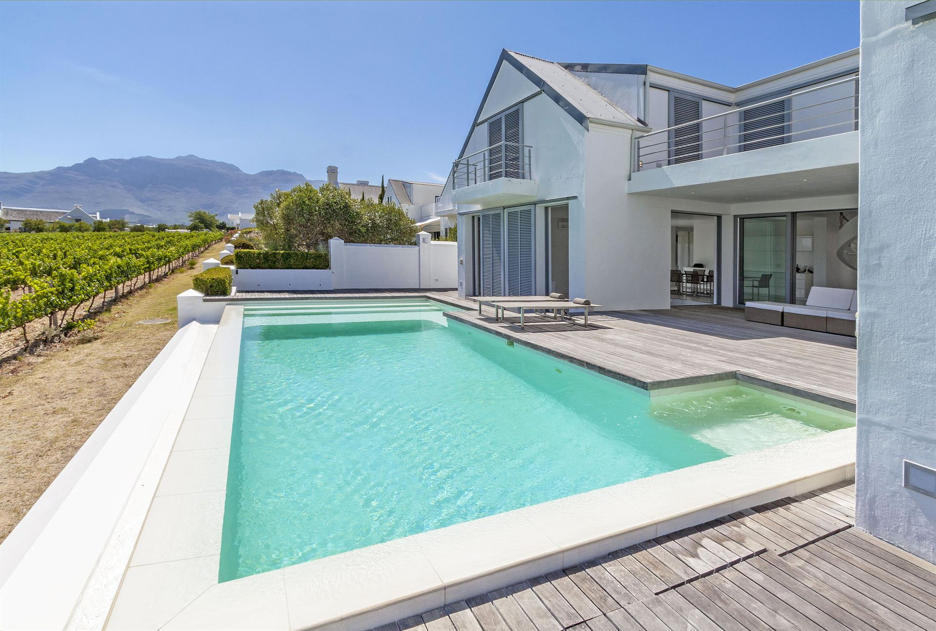Single Family Home For Sale At MINIMALISTIC AND LUXURY AT ITS BEST IN THE  EXCLUSIVE DE
