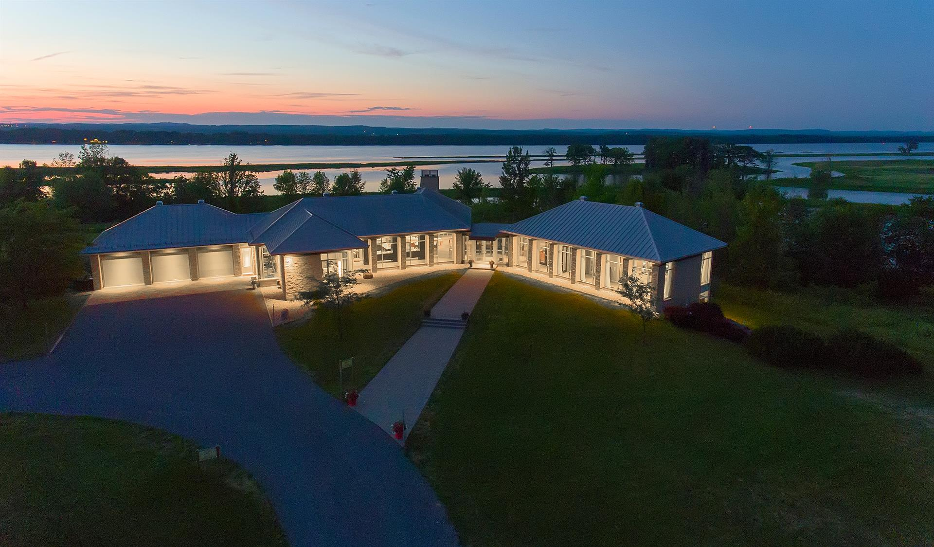 Salle De Bain Beton Et Bois ~ contemporary masterpiece a luxury home for sale in ottawa southern