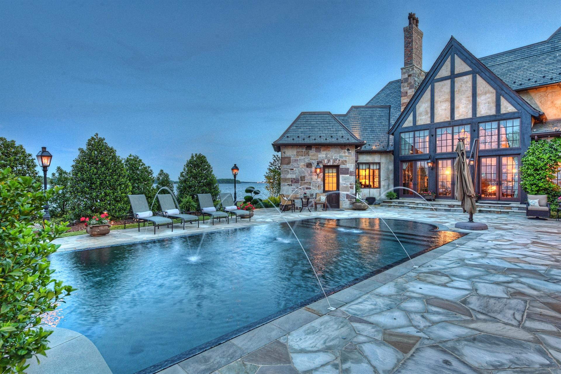 Incredible Lake Norman Waterfront Estate A Luxury Home For Sale In Denver Lincoln County North Carolina Property Id 3388984 Christies International Real Download Free Architecture Designs Grimeyleaguecom