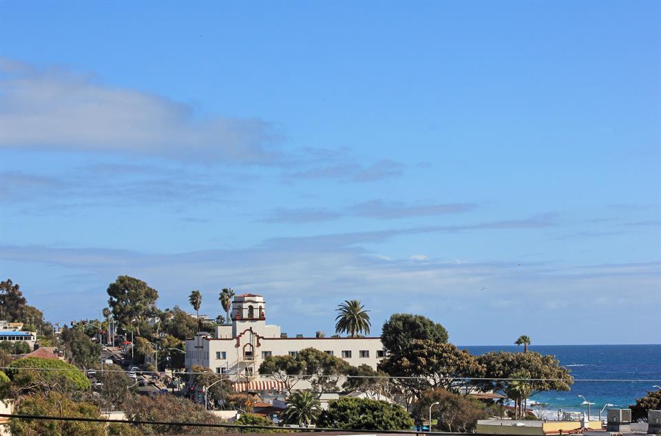 Cliff Laguna Beach Menu
