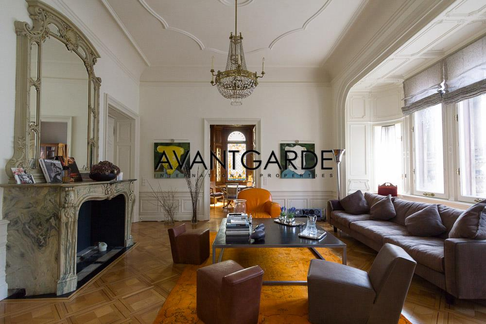Marvelous Additional Photo For Property Listing At Magnificent Classic Duplex  Apartment Mariahilf, Vienna,1060 Austria