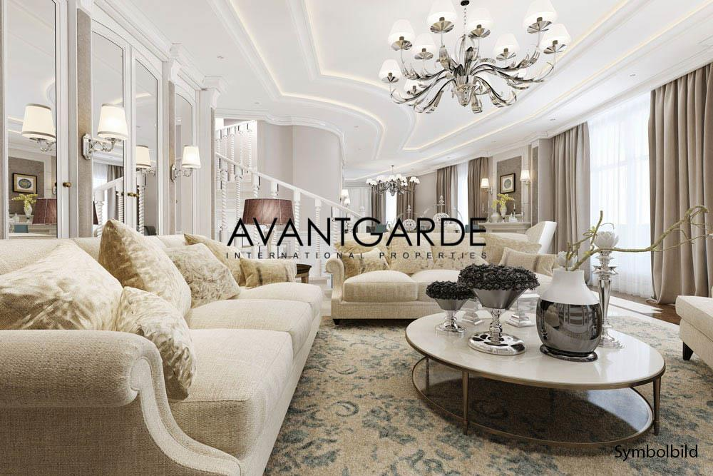 Luxury apartment in magnificent renovated building: a luxury home ...