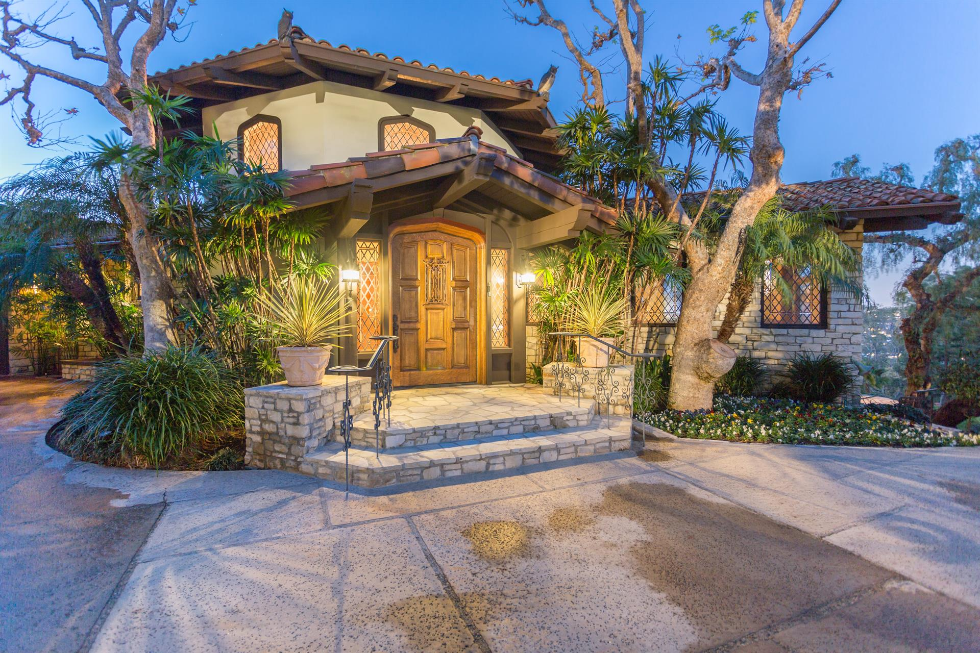 King Of The Hill A Luxury Home For Sale In Palos Verdes