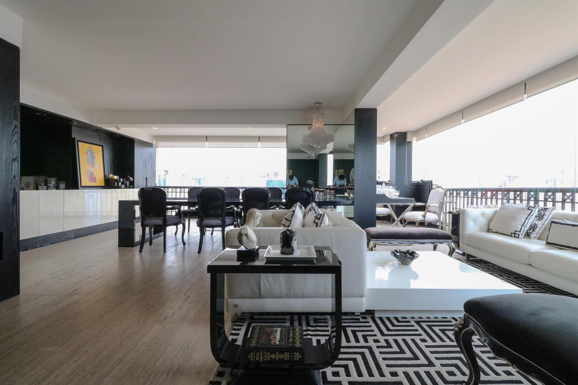 Additional photo for property listing at sophisticated contemporary apartmanet in itaim bibi sao paulo sao
