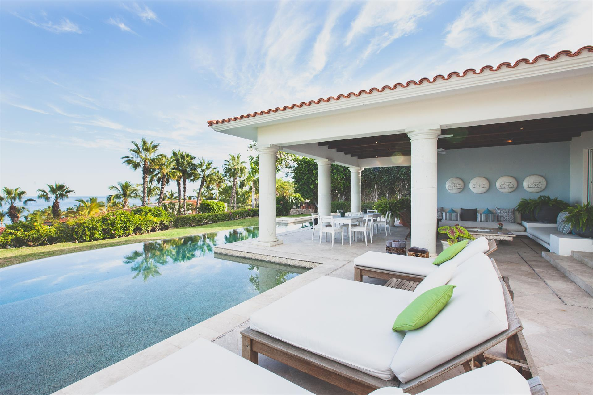 Casa Blanca A Luxury Home For Sale In San Jose Del Cabo Baja