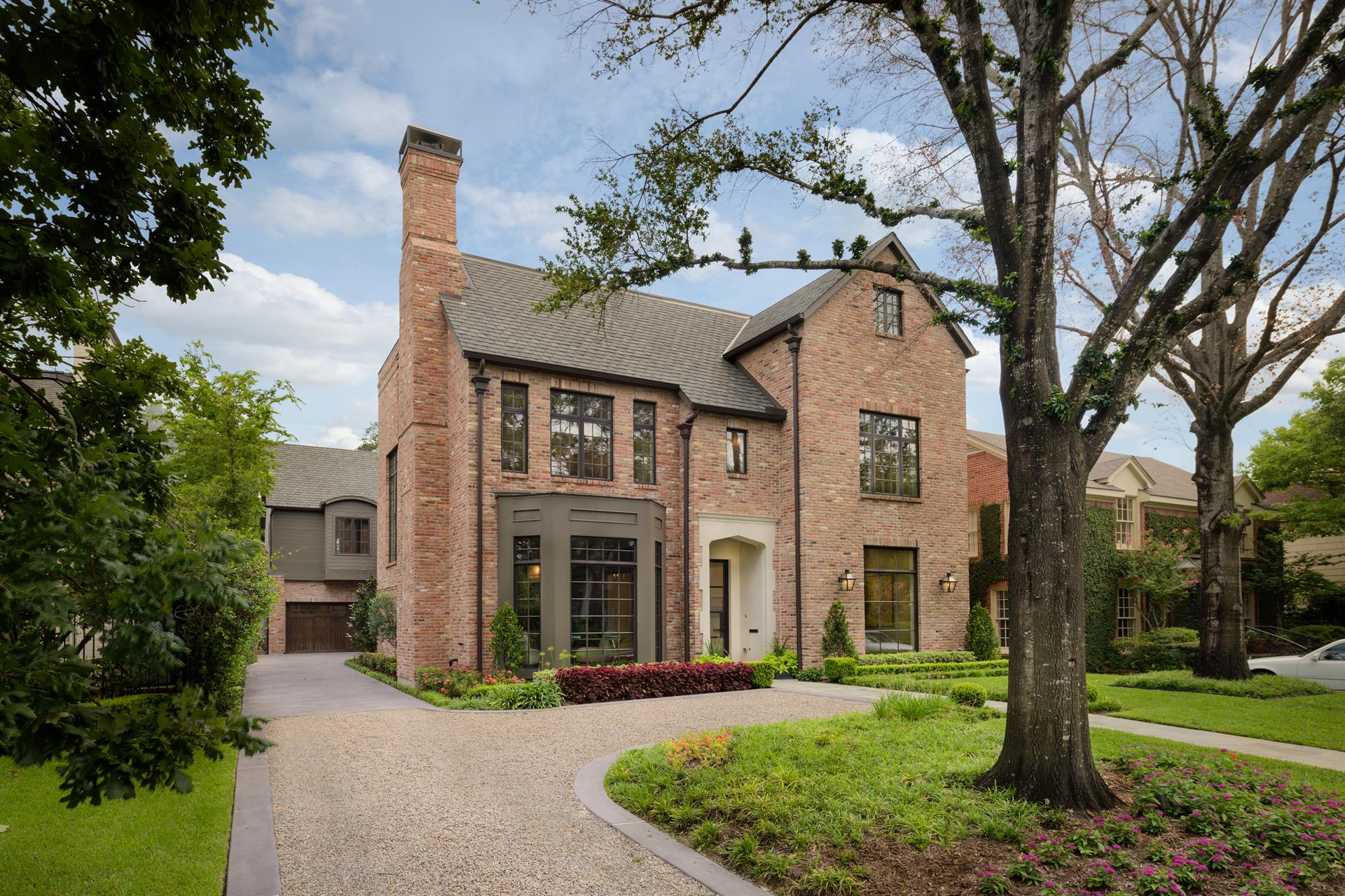 Single Family Home For Sale At English Tudor Masterpiece Nestled In The  Opulent Neighborhood Of River