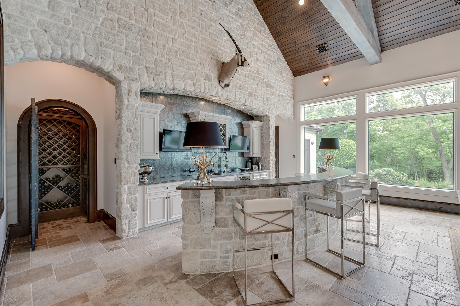 Magnificent Rustic Luxury Masterpiece In Desirable Memorial Park A Luxury Home For Sale In Houston Harris County Texas Property Id 53252629 Christies Home Interior And Landscaping Ologienasavecom