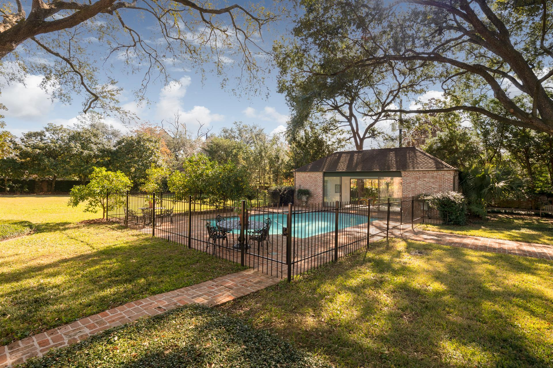 Single Family Home For Sale At Latin Colonial Estate Designed By Renowned  Architect, John Staub