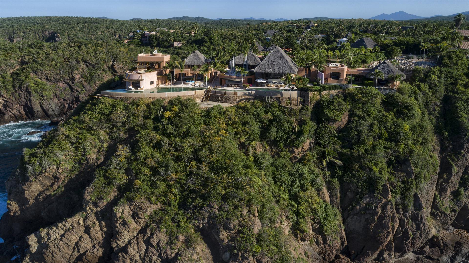 Careyes Mexico Map.Casa Millas Costa Careyes A Luxury Home For Sale In Jalisco